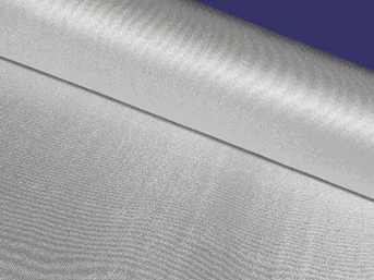 Alumnised Heat Resistant Fibre Glass Fabric