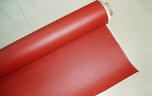 High Temperature Resistant Silicon Fibreglass Fabric