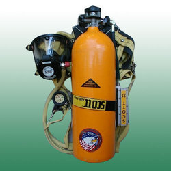 Draeger Self Contained Breathing Apparatus with Carbon Composite Cylinder