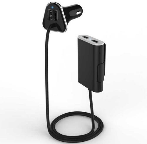 9.6A Dual USB plus rear seat GM Dual USB Car Charger