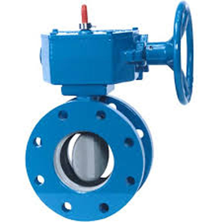 Wheel Operated Butterfly Valves
