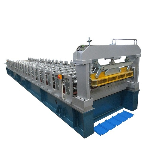 Iron Roof Roll Forming Machine