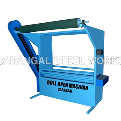 Roll Open Machine