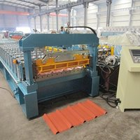 Precision Metal Roll Forming Machine