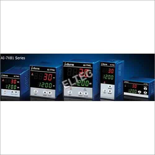 PID TEMPERATURE CONTROLLER AI-7X81-Series