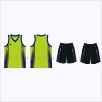 Basketball Team Uniform