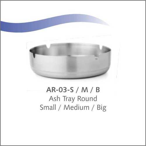 Ash Tray Round (Medium)