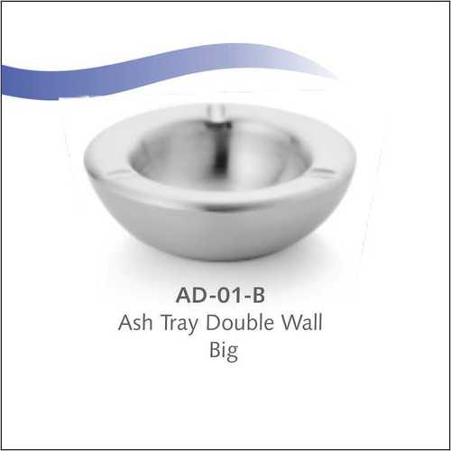 Ash tray double wall (BIG)