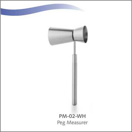 Peg Measurer with handle