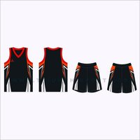 Polyester Basketball Sports Uniform