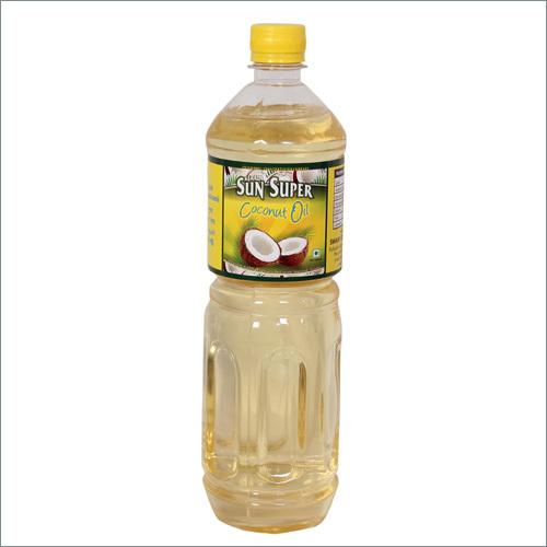 1 Litre Pet Bottle Coconut Oil
