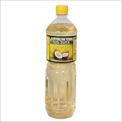 1 Litre Pet Bottle Coconut Oil
