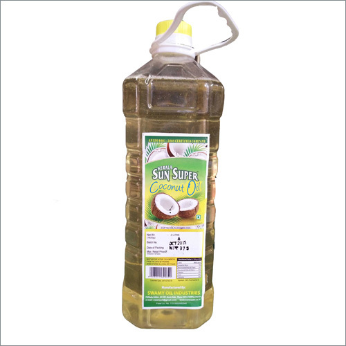 2 Litre Pet Coconut Oil