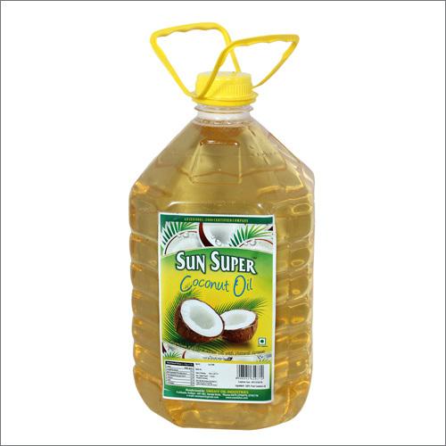 5 litre Pet Can Coconut Oil