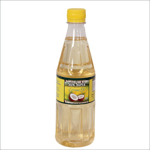 Half Litre Bottle Coconut Oil