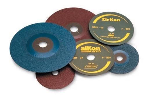 Coated Abrasive Paper Discs