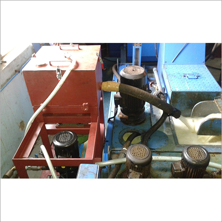 Centrifuge For Coolant Filtration