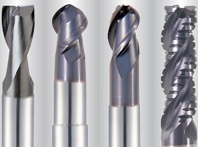 Solid Carbide Endmill Aluminium