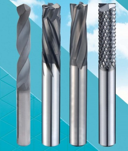 Solid Carbide Endmill Composite