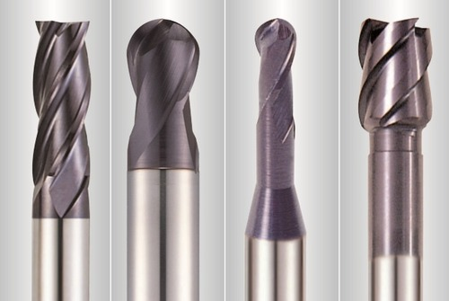Solid Carbide Endmill Hard Material