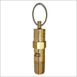 Brass Spring Safety Valve