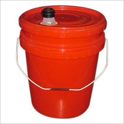 Plastic Oil Bucket