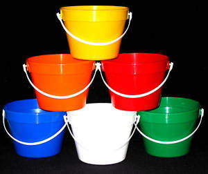 Food Grade Plastic Bucket