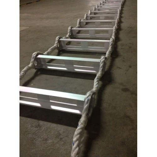 Alluminium Rope ladder