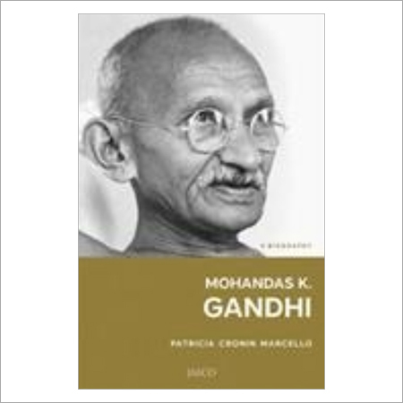 Mohandas K. Gandhi A Biography (Hindi, English)