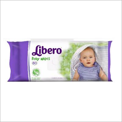 Libero Baby Wet Wipes (80 Counts)
