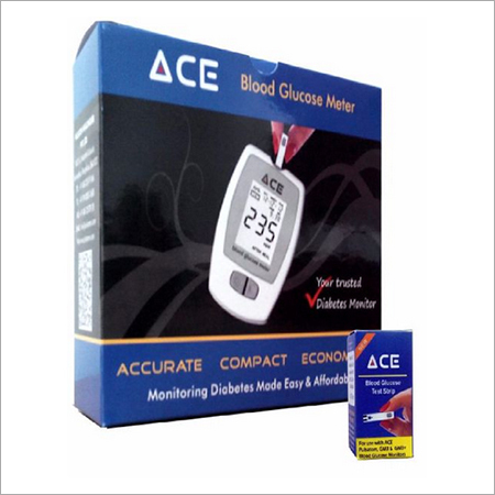 Free 50 Strips with Ace Glucometer