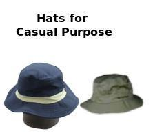 Hats For Casual Purpose