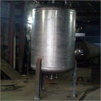 Industrial Receiver Tanks