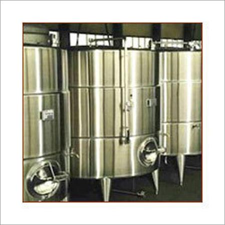 Pharmaceutical Storage Tanks