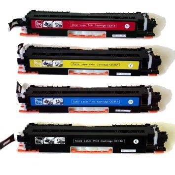 HP Color Laserjet CE312A Toner Cartridge