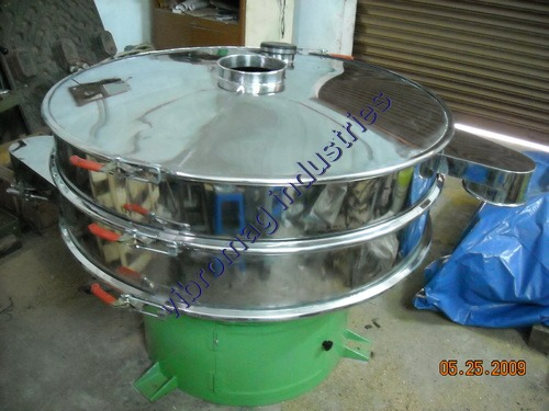 Circular Vibrating Screen Separator