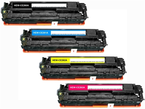 HP Color Laserjet CE260A Toner Cartridge