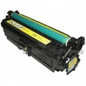 HP Color Laserjet CE402A Toner Cartridge
