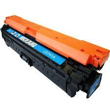 HP Color Laserjet CE741A Toner Cartridge