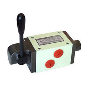 Hand Lever Operated Directonal Control Valves