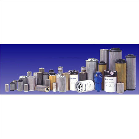 High Pressure Replacement Filter Element