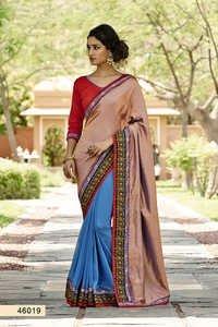 Multi Color Saree