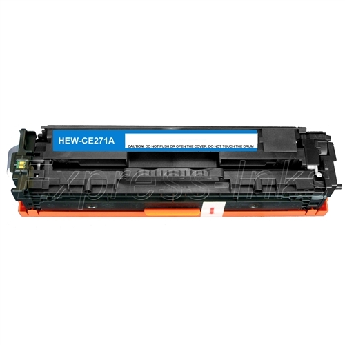 HP Color Laserjet CE271A Toner Cartridge