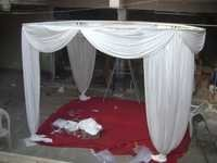 Wedding Mandap Simple