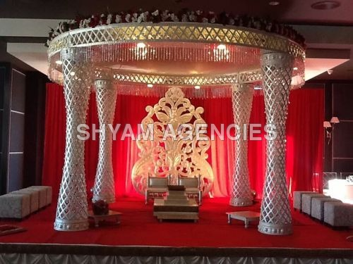 Swarovski Wedding Mandap