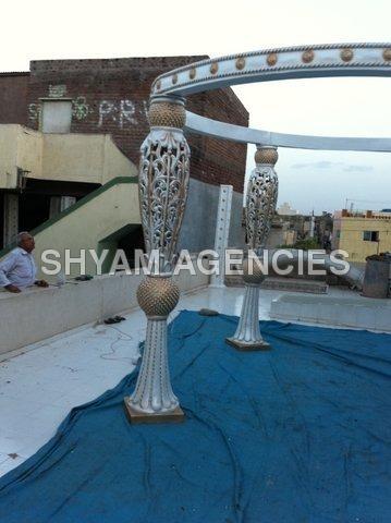 Swarovski Embellished Mandapam