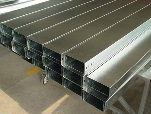 SS Trunking Cable Trays