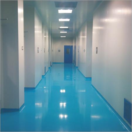 Industrial Floor Epoxy