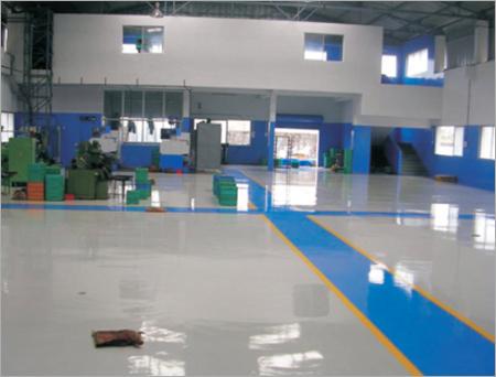 Pu Epoxy Flooring