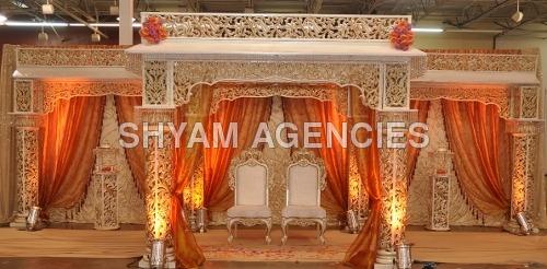 Jharokha Wedding Mandap